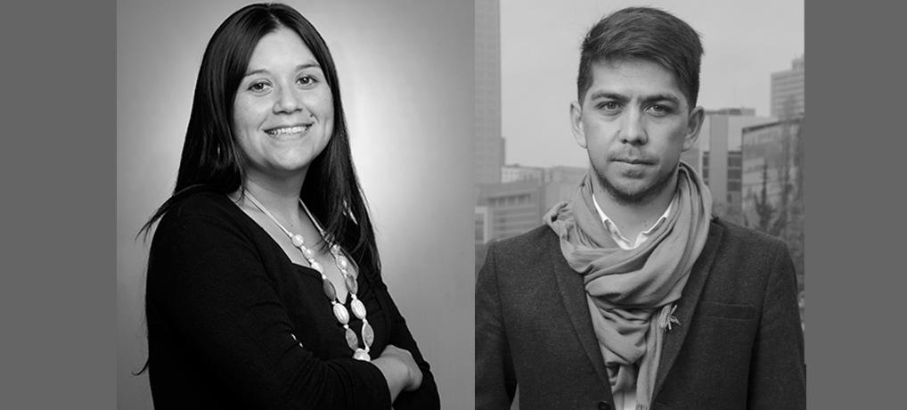 Francisca Barrientos y Felipe Fernández comentan el proyecto de ley que regula cobro en estacionamientos