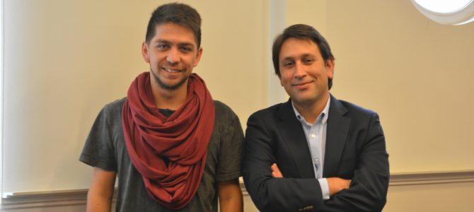 Conversamos con Juan Ignacio Contardo