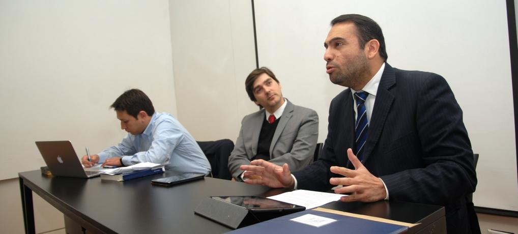 Conversamos con Nicolás Rojas y Juan Ignacio Contardo