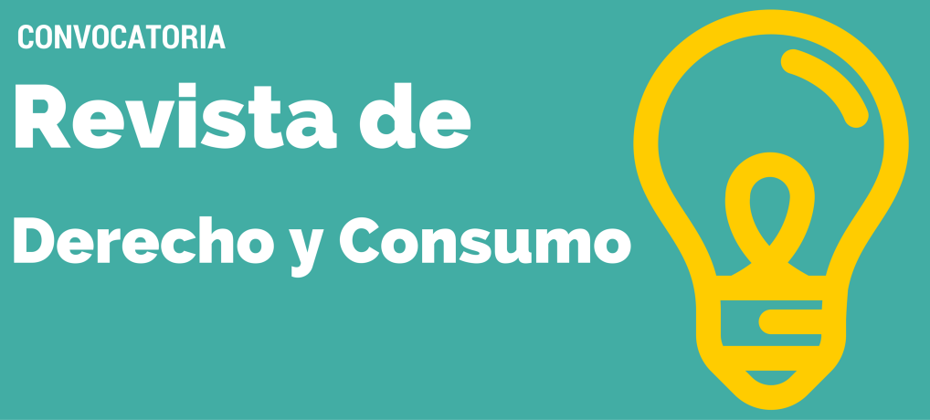 ADECO abre convocatoria para su Revista de Derecho y Consumo