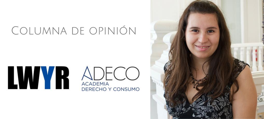 Columna de opinión de Constanza Barros en LWYR