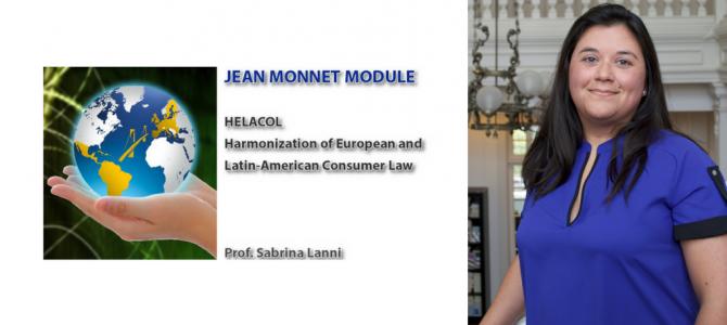 Francisca Barrientos fue invitada a participar de HELACOL