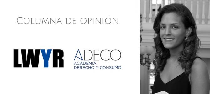 Columna de opinión de Magdalena Muñoz en LWYR