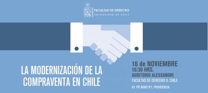 """Seminario """"La modernización de la compraventa en Chile"""""""
